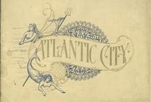 Vintage Atlantic City / The boardwalk was initially built to help keep hotel patrons from tracking sand into hotel lobbies. However it soon became a major attraction in itself. People came to Atlantic City to stroll on its boardwalk. www.ACBoardwalkRealty.com