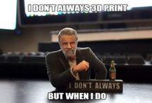 3D Print Meme