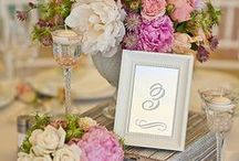 Wedding Decor / From centerpieces and decorations to linens and lighting.