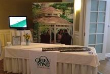 Events at Green Pond / From birthday and graduation parties to anniversary and holiday parties we have you covered!