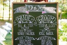 Wedding Ideas / Some ideas to help you plan your special day!