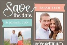 Save the Date! / From traditional to unique, here are some ideas for your Save the Dates!