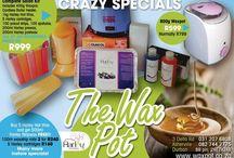 The Waxpot specials / Depilatory wax