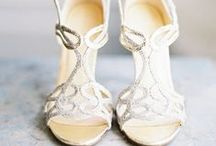 Bridal Shoes / Whether you like modern glitz or classic bows we have you covered!  Take a look at these gorgeous wedding shoes!