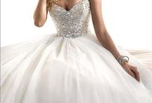Wedding Gowns / So many beautiful gowns, how will you decide?