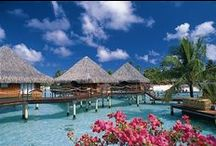 Honeymoon Hotspots / Time to relax and enjoy each other :)