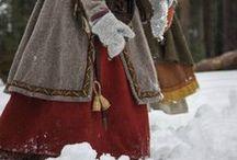 Historiske klær og håndverk / Historiske klær og håndverk