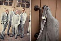Best Man & Groomsmen / Attire & gift ideas for the guys!