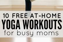 NO-GYM WORKOUTS / At-home workouts, no gym required. Most without equipment.