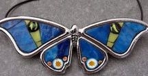 Butterflies in crafts