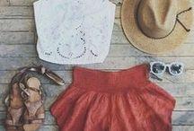 Closet Inspiration: Beach Wear
