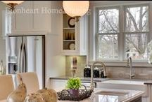 Kitchen / The heart of the home and a top priority of potential buyers.