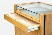 OSF: FURNITURE & INTERIORS / Selected furniture projects from Old School Fabrications