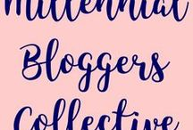 Millennial Bloggers Collective / This is the board for members of the Facebook group Millennial Bloggers Collective. ••• This board features posts by lifestyle, food, fashion, beauty, faith, DIY, & travel bloggers. ••• Rules: Topics NOT allowed: anti-religious, political, parenting related, spam/ads. ••• To request to join: Follow me (@desireanneblog), then join our Facebook group (1k+ members): https://www.facebook.com/groups/millennialbloggerscollective/ • We do blog/social media promo threads, share tips, etc in the group