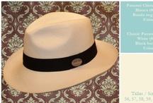 Classics / The most classic Panama Hat and yet the trendiest one.  El más clásico modelo de Sombrero Panamá y a la vez el más de moda.  www.facebook.com/sombrahats