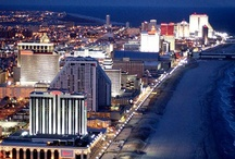 Vibrant Atlantic City  / We are proud to say that our roots started in Atlantic City. It is one of America's favorite destinations. Their beaches, casinos, and attractions make it stand out from other resort towns across the East Coast. It's no wonder why millions visit every year.  / by James' Candy & Salt Water Taffy