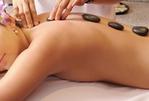 Massage and Relaxation / Massage is the manipulating of superficial and deeper layers of muscle and connective tissue using various techniques, to enhance function, aid in the healing process, decrease muscle reflex activity, inhibits motor-neuron excitability and promote relaxation and well-being