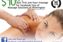 Massage Service Special Offers