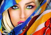 Womanhood 101 / Hair. Make-up. Remedies. Inspirations. Beautiful.