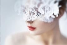 SHE WORE A CROWN / Veils, crowns, wedding updos, wedding hair