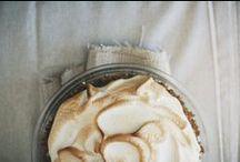 Recipes — sweet tarts & pies
