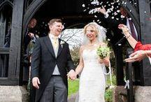 STUNNING WEDDINGS / Beautiful weddings published on Bisou Bride