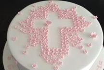 Torty i ciasteczka na I Komunię Św. (Holy Communion  cake)