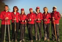 Our instructors / A few snaps of our Bristol Nordic walking instructors
