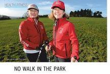 Press / Bristol Nordic Walking in the press