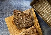 Recipes — crackers and bread