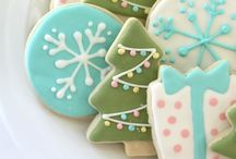 Christmas cookies/candy