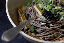 Recipes — grains & noodles