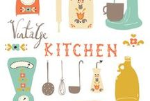 Kitchens Pattern
