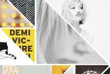 Magazine Layout / posters