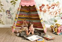 Kids play-tent