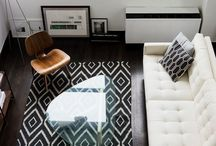 Black&White interior design