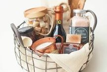 Gift Baskets / Baskets of fun for all occasions!