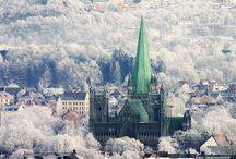 Trondheim/City in Norway