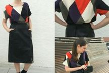 My blouses and bags / Only handmade and Made in Italy. Made by me!