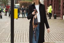 Street Style / Street Style from the ultimately stylish around the world