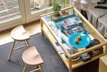 Living Room / リビング