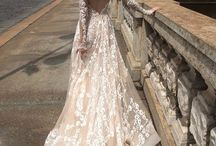Wedding Dress Inspiration / Bits and pieces I love from various designs