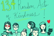 a good deed / because being nice matters / by Hannah Kroes