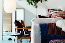 Living Space / by Kelly Schauermann