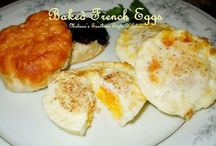 Breakfast / by Rita GM Smith