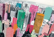 travel colorfully  / culture, cities, packing, restaurants, sight-seeing, hotels and languages / by kate spade new york