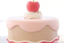 cakes / by Gretchen Kurtz Brackett
