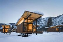 Small Spaces  / Tiny Houses / by Rika James