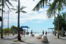 Cairns  / Cairns, Queensland, Australia. Possibly the Backpacker capital of Australia because of it's crazy nights out, beautiful sunshine and extreme activities!  http://nomadsworld.com/mad-guide/cairns