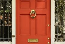 Home | Doors / by Gretchen Kurtz Brackett